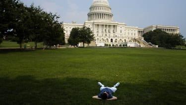 Summer in D. C.