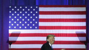President Trump speaks about tax reform.