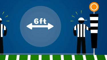 Referees.