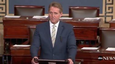 Senator Jeff Flake.