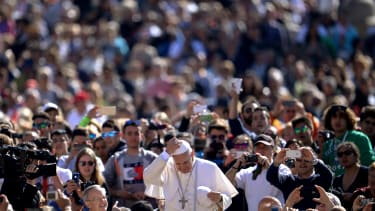 Pope Francis, the left-wing populist