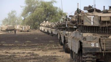 Palestinians accuse Israel of breaking unilateral ceasefire