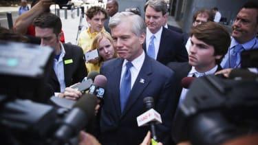 Former Virginia Gov. Bob McDonnell found guilty of corruption