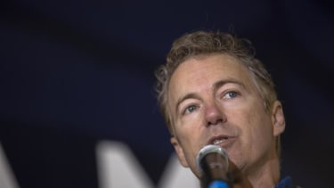 Rand Paul on Ferguson: 'I mostly blame politicians'