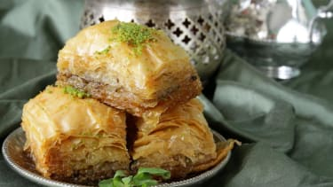 Strudels were inspired by baklava, and 28 other delicious dessert facts