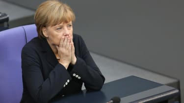 Merkel warns Ukraine: 'You cannot achieve peace on your own'