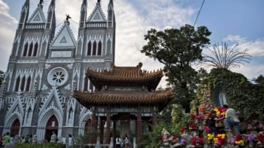China plans to publish lists of sanctioned religious venues, to 'root out illegal religious activities'
