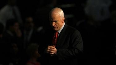 John McCain puts himself first.