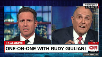 Rudy Giuliani says Trump's campaign may have colluded with Russia