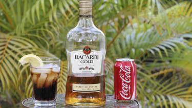 Bacardi's new collection includes a $250 rum