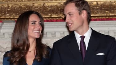 A royal wedding -- time to stock up on Prince William and Kate Middleton memorabilia.