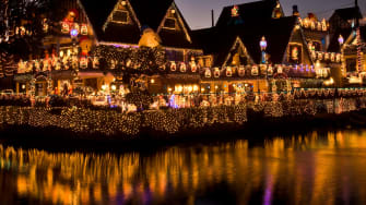 Facts about the sparkly lights that adorn just about anything.