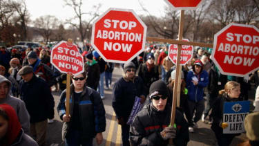States have enacted 231 new abortion restrictions since the 2010 midterms