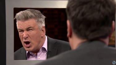 Alec Baldwin, Jimmy Fallon do duelling Trump impressions