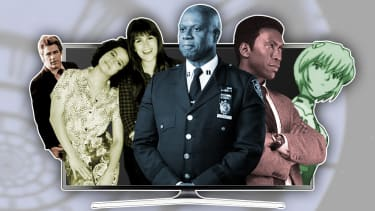 TV characters.