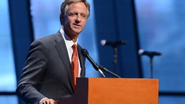 The Democratic nominee for Tennessee governor wants to electrocute incumbent Bill Haslam