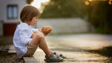 A child has boundaries, too.