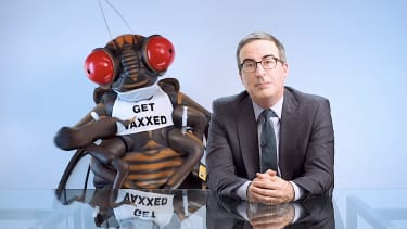 John Oliver on COVID-19 vaccines