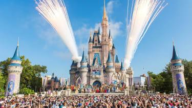 Castle at Walt Disney World Resort.