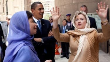 The Muslim attitude towards Obama has shifted since the president visited Cairo in June 2009.