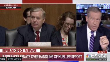 William Barr MSNBC.