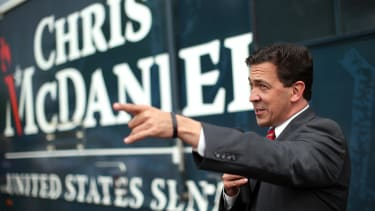Mississippi GOP chairman tells Chris McDaniel: No, I won't just make you the winner of the Senate primary