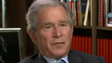 George W. Bush explains his one regret over invading Iraq