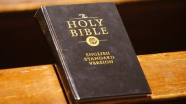 Only 42 percent of Catholics could correctly name the first book of the Bible (Genesis).