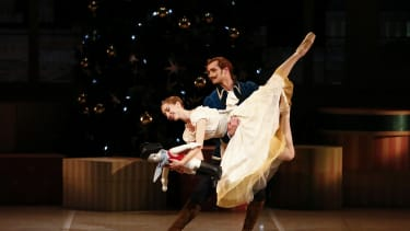 The Nutcracker performed in Russia.