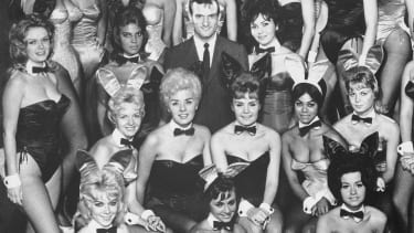 A naive writer agrees to be the first female writer for Playboy.