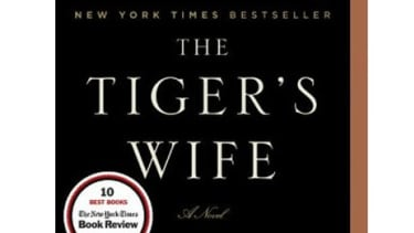 """Téa Obreht's debut novel, """"The Tiger's Wife,"""" is among the year's best, and follows a young doctor as she delivers medicine to orphans, while also dealing with the news of her grandfather's"""
