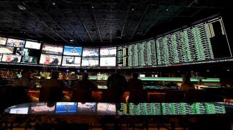 Sports betting.