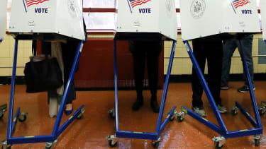 GOP voter fraud.