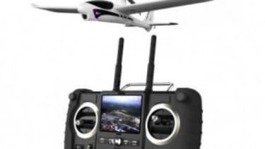 My little drone-y