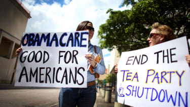 Poll: More than half of Americans are satisfied with ObamaCare