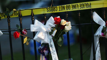 Charleston shooting memorial