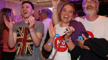 The 'No' campaign is comfortably ahead in Scotland's independence referendum