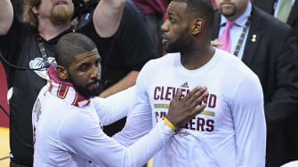 Cleveland Cavaliers win Game 3 of NBA Finals