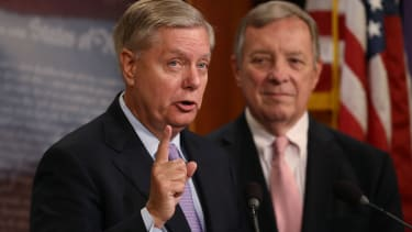 Lindsey Graham and Dick Durbin have a DACA plan
