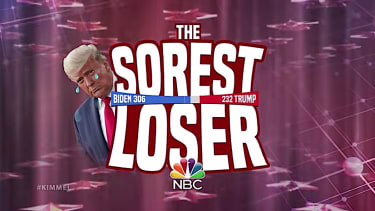 Fake Trump reality show