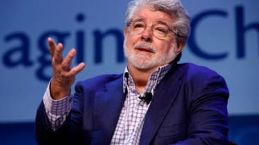 George Lucas hasn't watched the new Star Wars trailer
