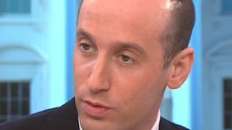 White House senior adviser Stephen Miller on CBS
