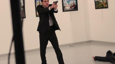 The gunman.