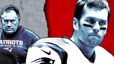 Tom Brady and Bill Belichick.