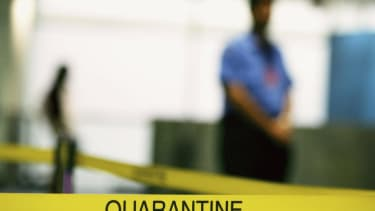 80 percent of Americans support Ebola quarantines for everyone returning from West Africa