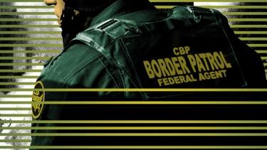 A CBP officer.