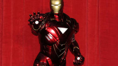 Paraplegic in 'Iron Man' body suit will deliver World Cup's first kick