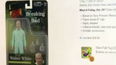 Breaking Bad co-star responds to Toys R Us: No to our toys — but yes to Barbie?