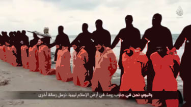 ISIS is an apocalyptic death cult.