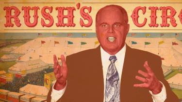 Rush Limbaugh.